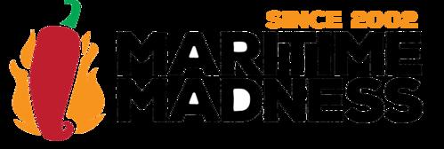 Maritime Madness logo