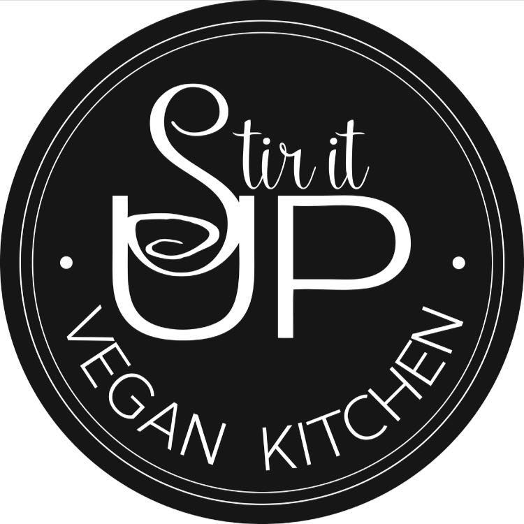 Stir It Up Vegan Kitchen logo
