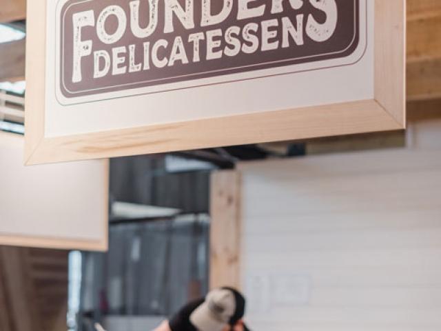 Founders Delicatessen