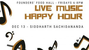 Live Music Happy Hour @ Founders' Food Hall and Market
